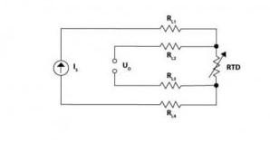 ساختار درونی pt100 چگونه است؟