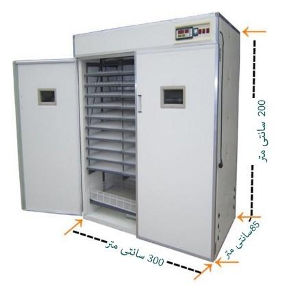 تنظیم گرمای داخل دستگاه و اکسیژن رسانی